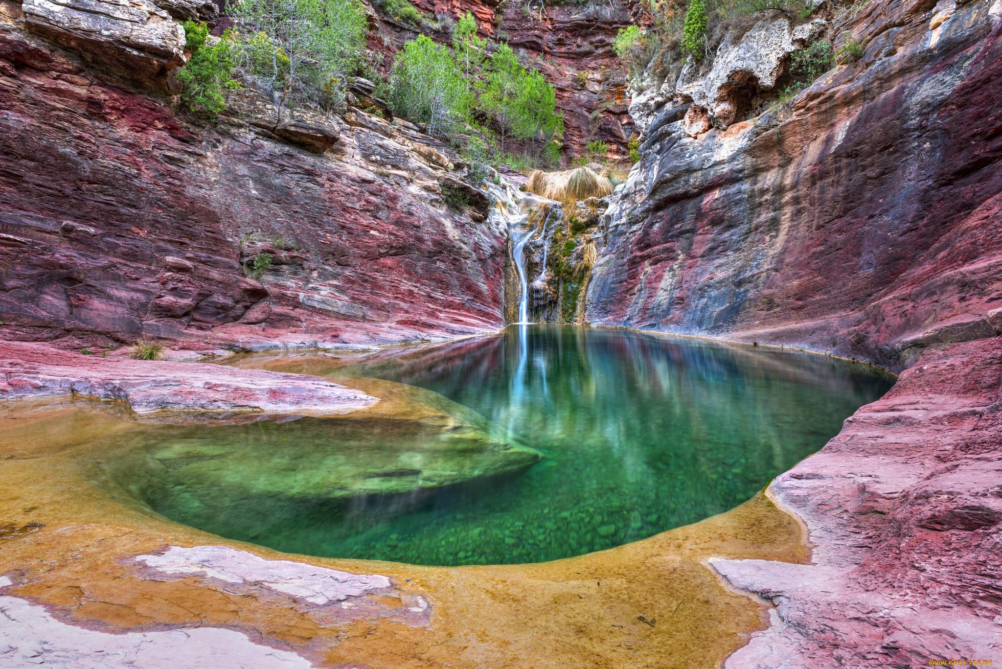 недвусмысленное природа реки испании фото растениям страшна